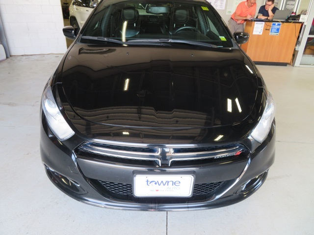 Pre-Owned 2013 Dodge Dart Limited/GT FWD 4D Sedan