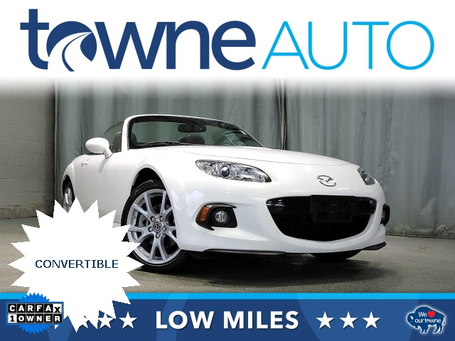 Pre-Owned 2013 Mazda Miata Grand Touring