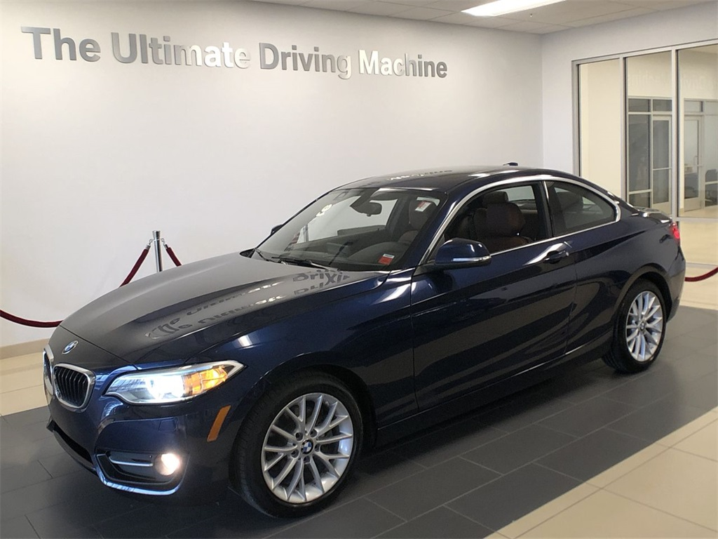 Certified Pre Owned Bmw >> Certified Pre Owned 2016 Bmw 2 Series 228i Xdrive 2d Coupe In