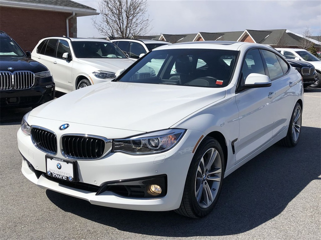 Certified Pre Owned 2016 Bmw 3 Series 335i Xdrive Gran Turismo