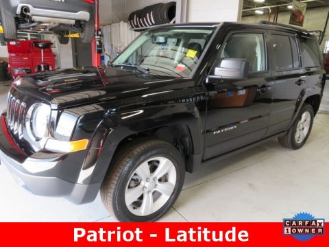2017 Jeep Patriot Latitude