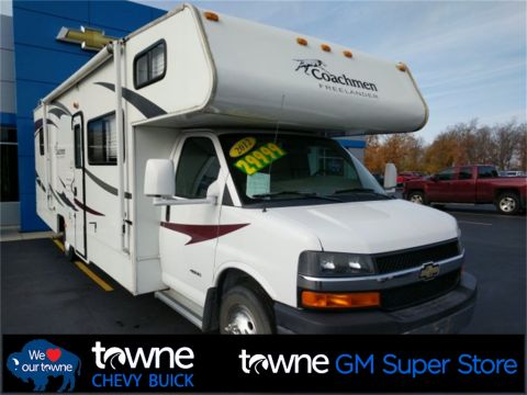 Pre-Owned 2012 Chevrolet Express 4500 Base
