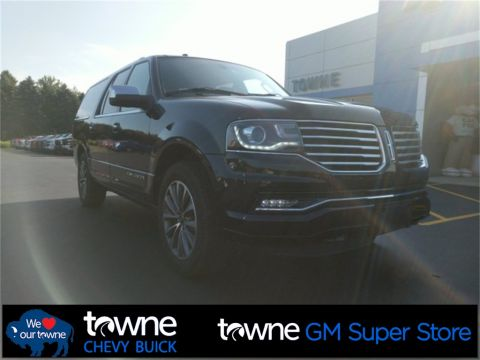 Pre-Owned 2016 Lincoln Navigator L Select