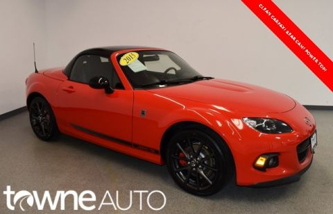 Pre-Owned 2015 Mazda Miata Club