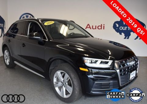 Pre-Owned 2019 Audi Q5 2.0T Premium Plus