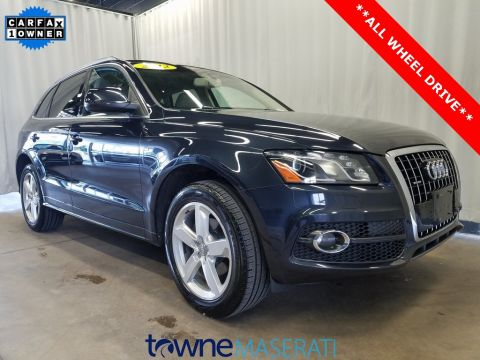 Pre-Owned 2012 Audi Q5 3.2 Premium Plus